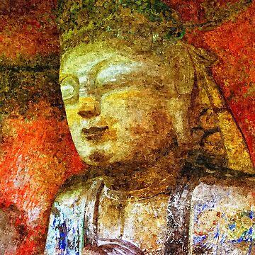 Sakyamuni, The Buddha by davidmcbride
