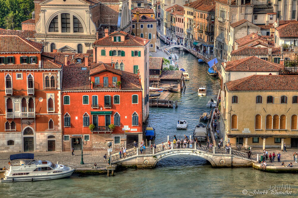 Venice..the end of the day` [FEATURED] by John44