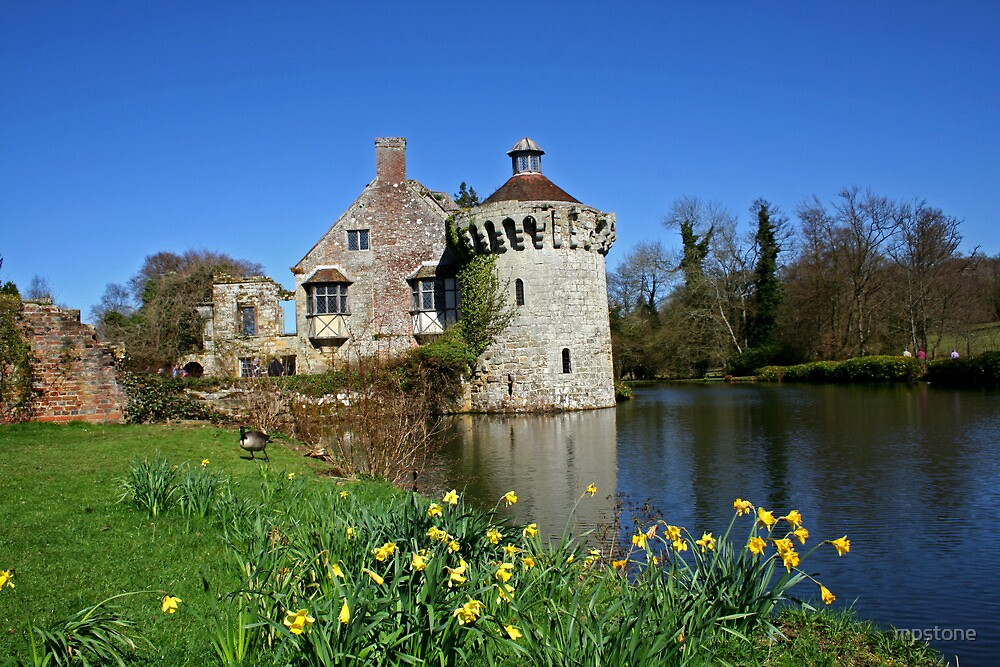 Scotney Castle by mpstone