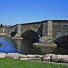 Foot Bridge by Nancy Richard