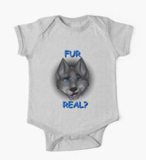 Fur Real - Wolf Kids Clothes