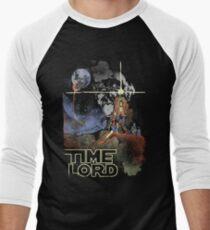 TIME LORD Episode IV Men's Baseball ¾ T-Shirt