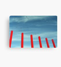 Citylink – Tullamarine Freeway Canvas Print