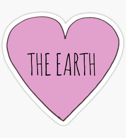EARTH LOVE Sticker