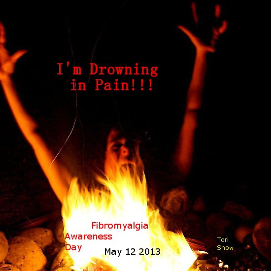 Drowning in Pain by Tori Snow