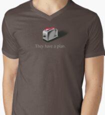 Toasters Men's V-Neck T-Shirt