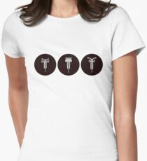 Velodrome City Icon Series V2 no.4a Womens Fitted T-Shirt