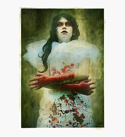 Lady Macbeth's Insanity Photographic Print
