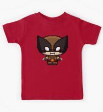 Chibit Wolvie (Brown) Kids Clothes