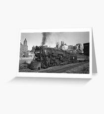 Canal Street Steam Greeting Card