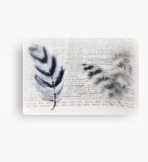 symbolic~ Canvas Print