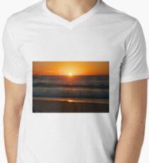 Sunrise on Sunshine Beach Men's V-Neck T-Shirt