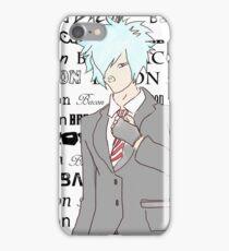 Sir Bacon Case - Color iPhone Case/Skin