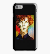Sherlock: A Study in Colour iPhone Case/Skin