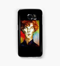 Sherlock: A Study in Colour Samsung Galaxy Case/Skin