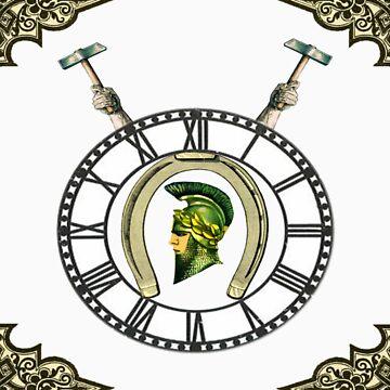 Steampunk Republic by Tickleart
