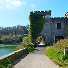 Radford Castle by Hannah Sterry