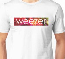 Floral Weezer Unisex T-Shirt