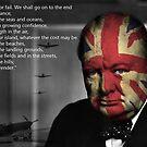 Winston Churchill by Steve's Fun Designs
