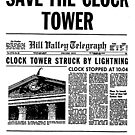 Save the Clocktower by disneylander11