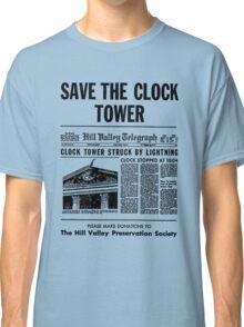 Save the Clocktower Classic T-Shirt
