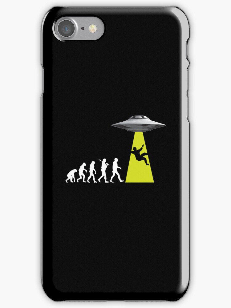 UFOvolution by divebargraphics