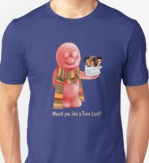 Would You Like A Time Lord? T-Shirt