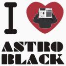 DJ Astro Black 1 by KISSmyBLAKarts