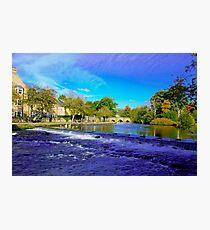 Bakewell Photographic Print
