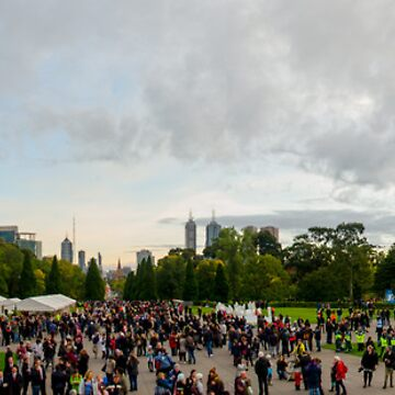 Anzac Day Melbourne 2013 by wolfcat