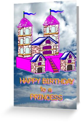 Happy Birthday to a Princess by Dennis Melling