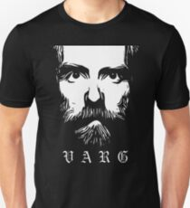 VARG - SOLID WHITE T-Shirt