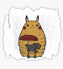 Totorochu Sticker