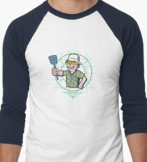 Fear and loathing in NEW Vegas Men's Baseball ¾ T-Shirt