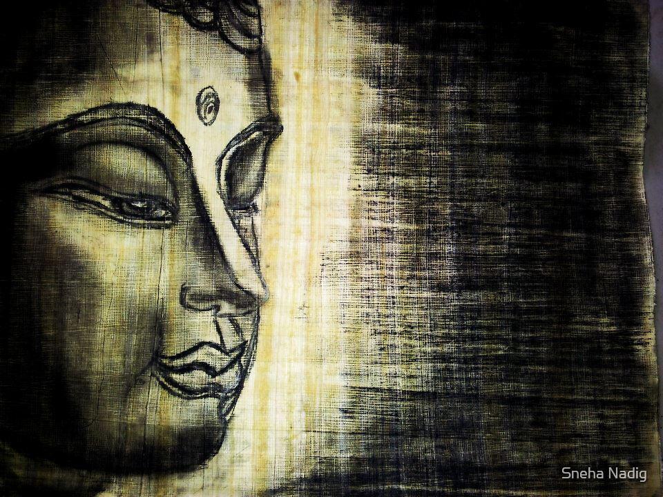 The enlightened one! by Sneha Nadig