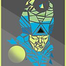 Blue Stranger by Patrick Sluiter