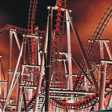 Roller Coaster by himmstudios