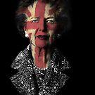 Margaret Thatcher Prime Minister by Steve's Fun Designs