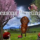 Seasons Greetings by Paul Fletcher