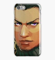 Angeal Hewley iPhone Case/Skin