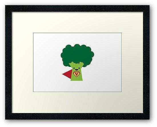 Super Broccoli by imaginarystory