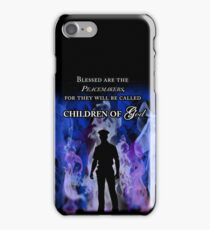 Police Tribute iPhone Case/Skin