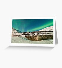60 seconds II Greeting Card