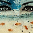 tear in the ocean by Vin  Zzep