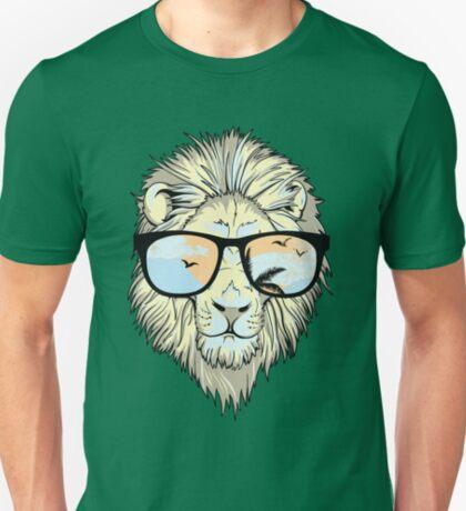 Sup ? Lion Sunglasses T-Shirt