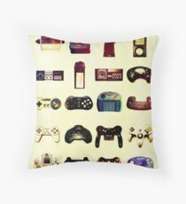 Game On Throw Pillow