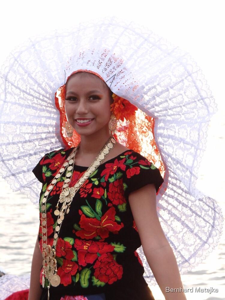 Beauty Of Oaxaca - Belleza De Oaxaca by Bernhard Matejka