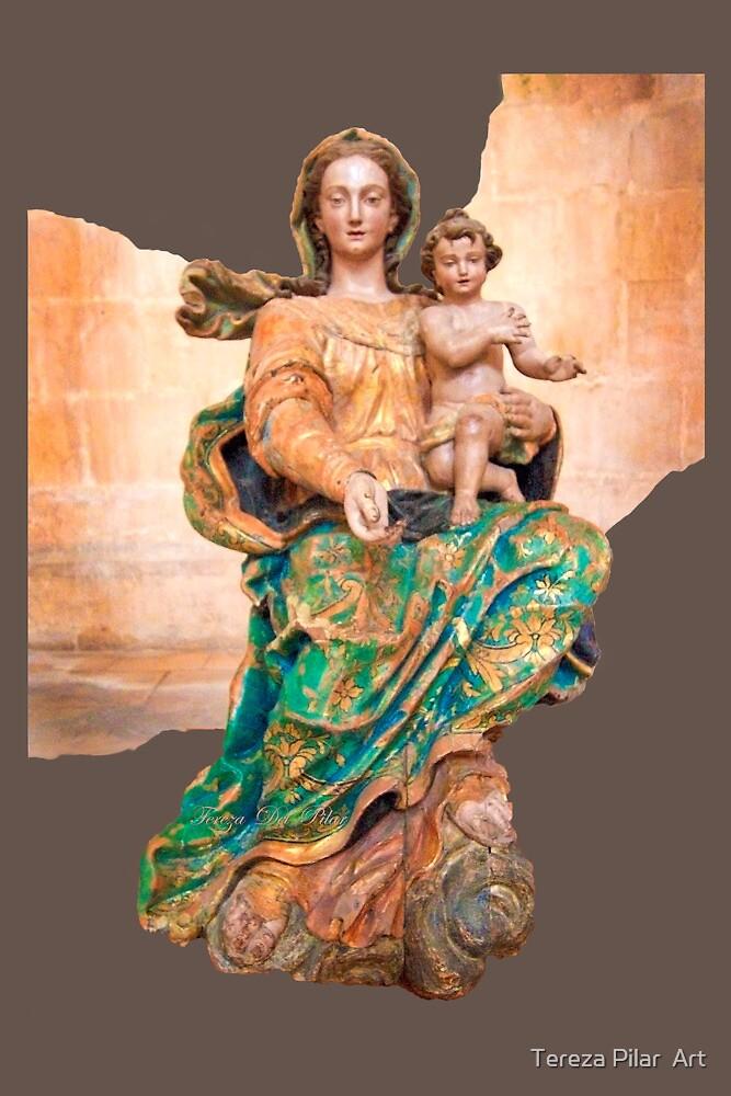 Na Sra e Jesus by terezadelpilar ~ art & architecture