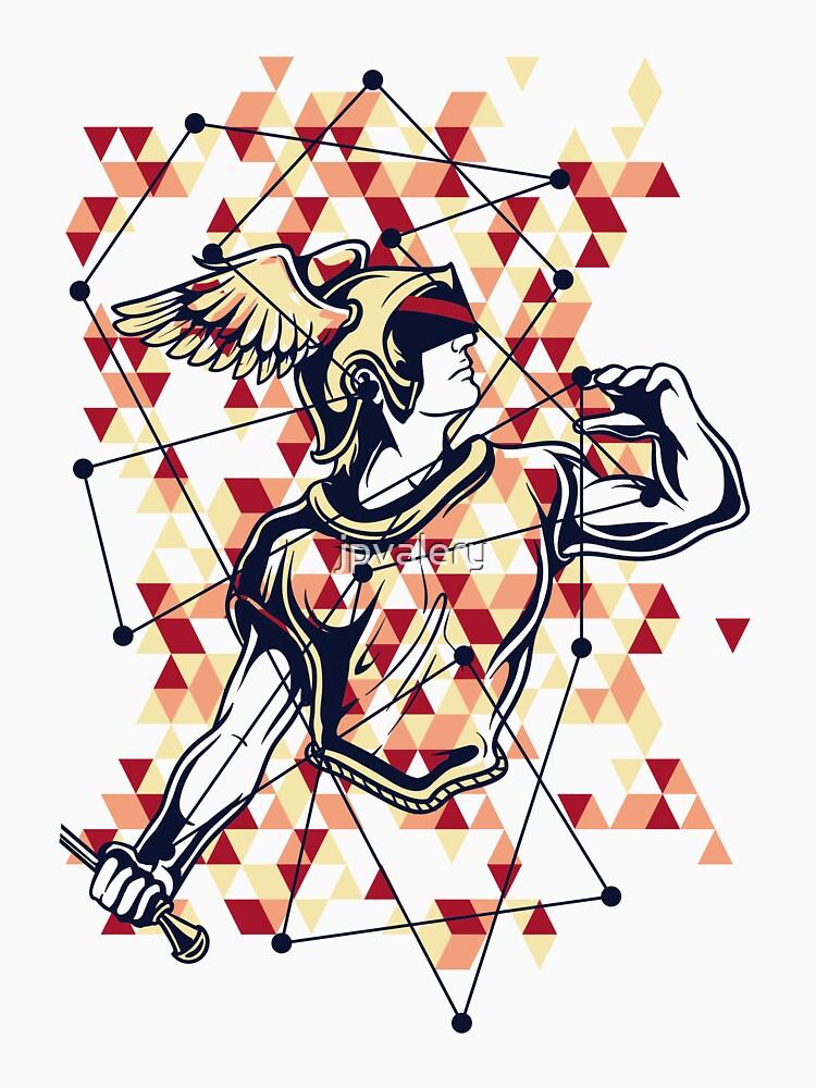Mitología griega y dioses - Hermes de jpvalery