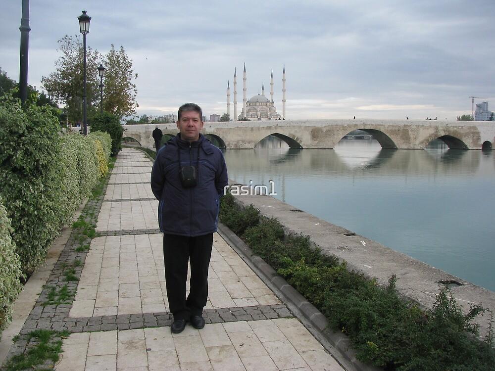 When I was in Adana. by rasim1